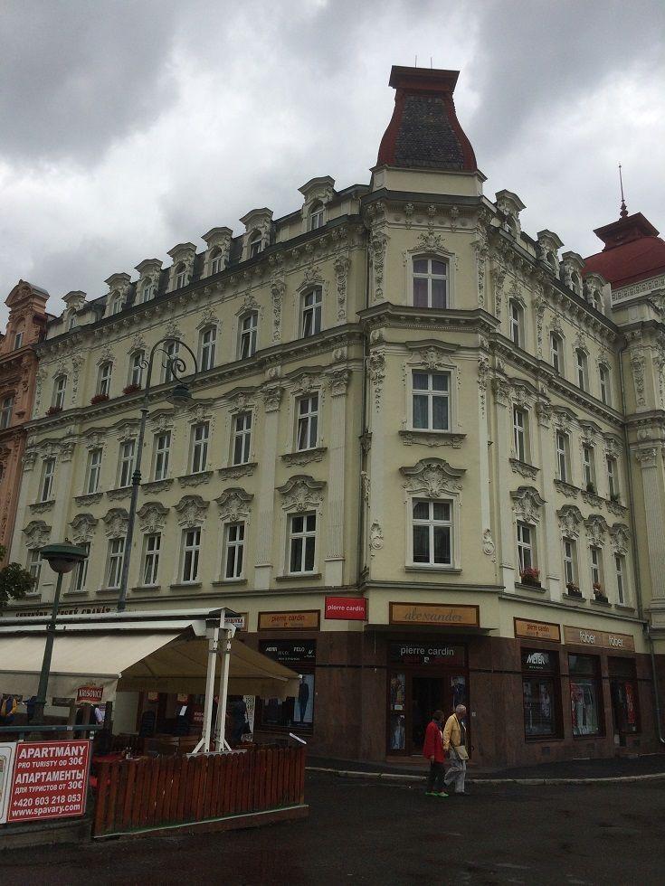 Квартира в Карловых-Варах, Чехия, 54 м2 - фото 1