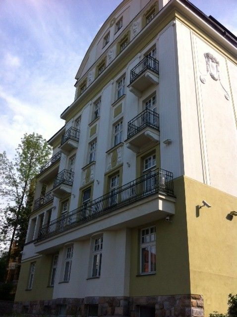 Квартира в Карловых-Варах, Чехия, 157 м2 - фото 1