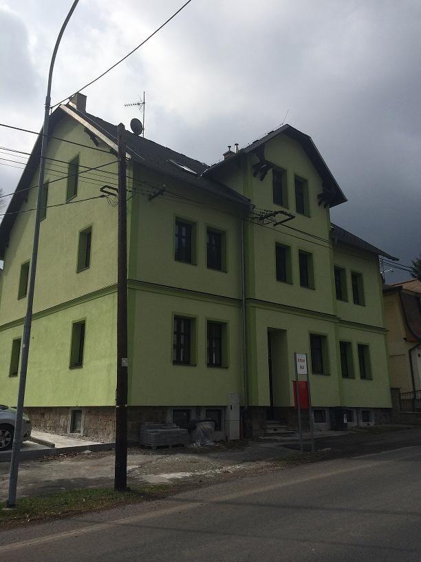 Квартира в Карловых-Варах, Чехия, 61 м2 - фото 1