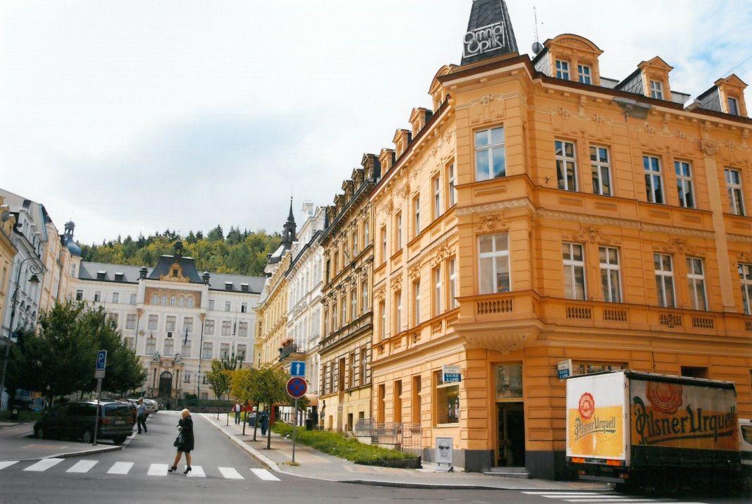 Квартира в Карловых-Варах, Чехия, 210 м2 - фото 1