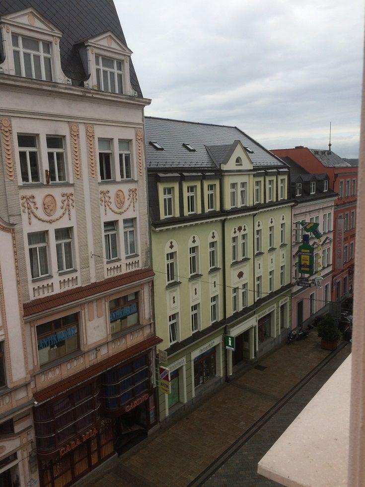 Квартира в Карловых-Варах, Чехия, 70 м2 - фото 1
