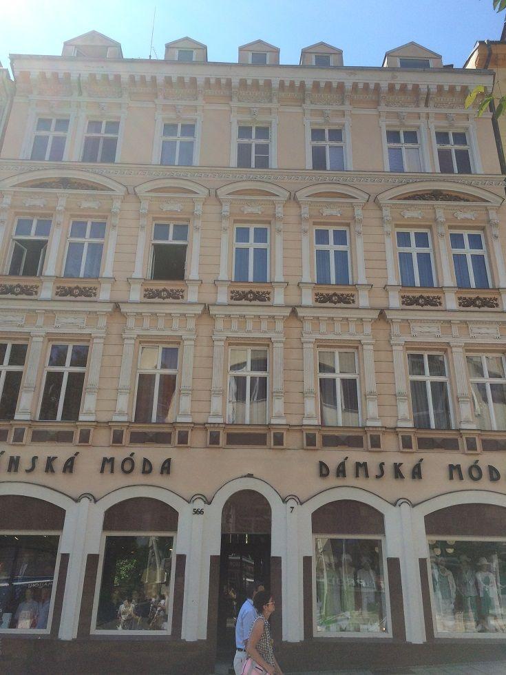 Квартира в Карловых-Варах, Чехия, 95 м2 - фото 1