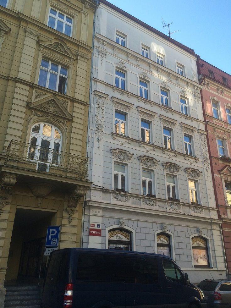 Квартира в Карловых-Варах, Чехия, 96 м2 - фото 1