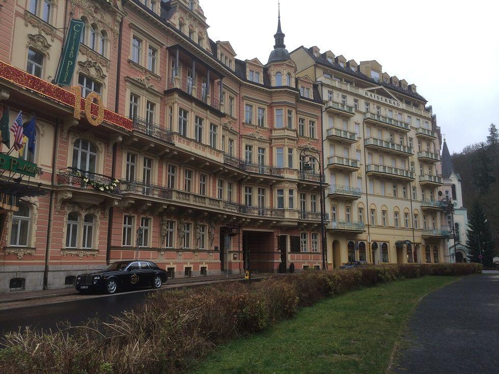 Квартира в Карловых-Варах, Чехия, 125 м2 - фото 1