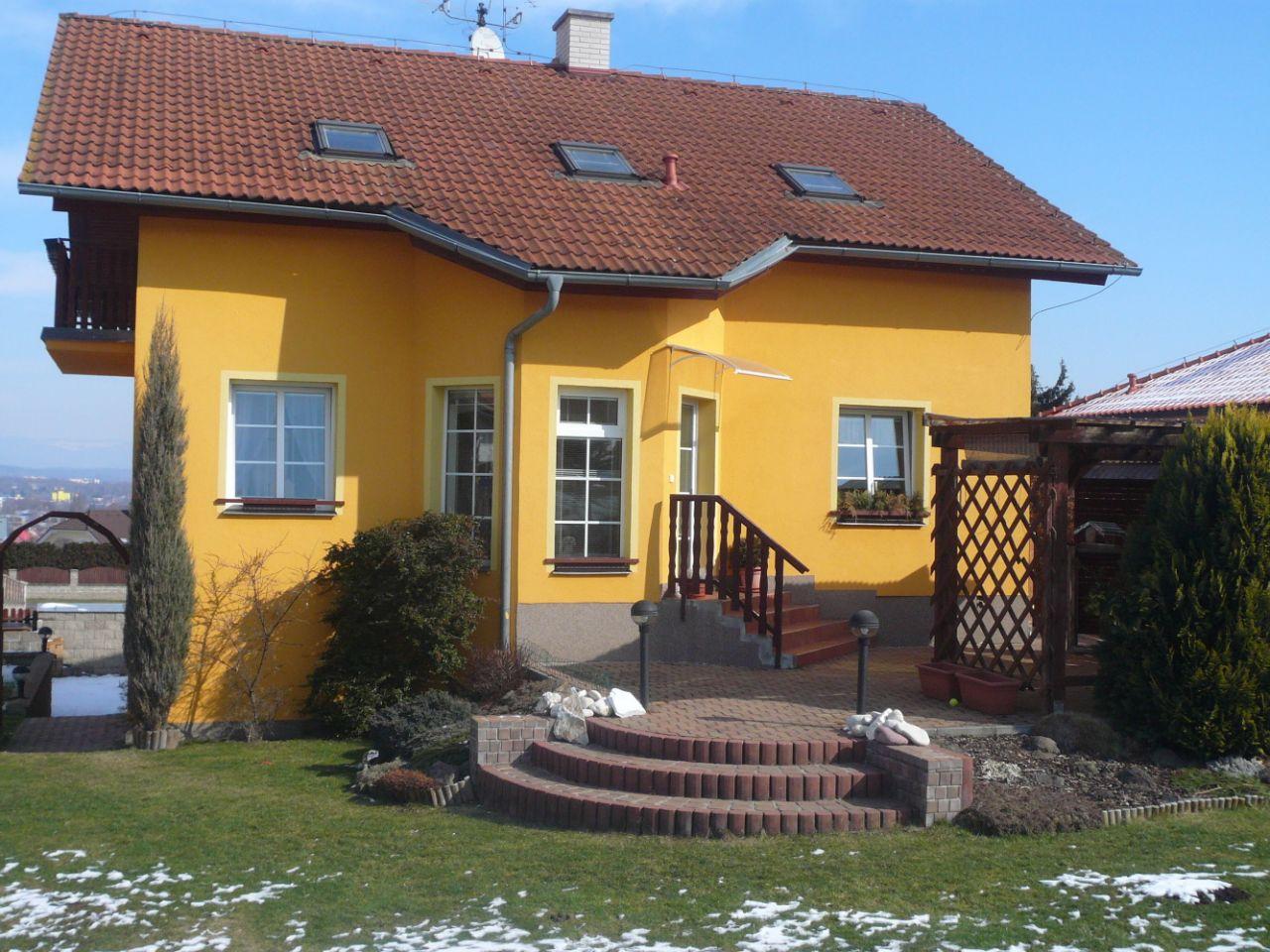 Дом в Карловых-Варах, Чехия, 372 м2 - фото 1