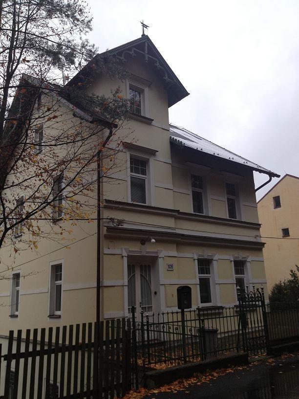 Дом в Карловых-Варах, Чехия, 384 м2 - фото 1