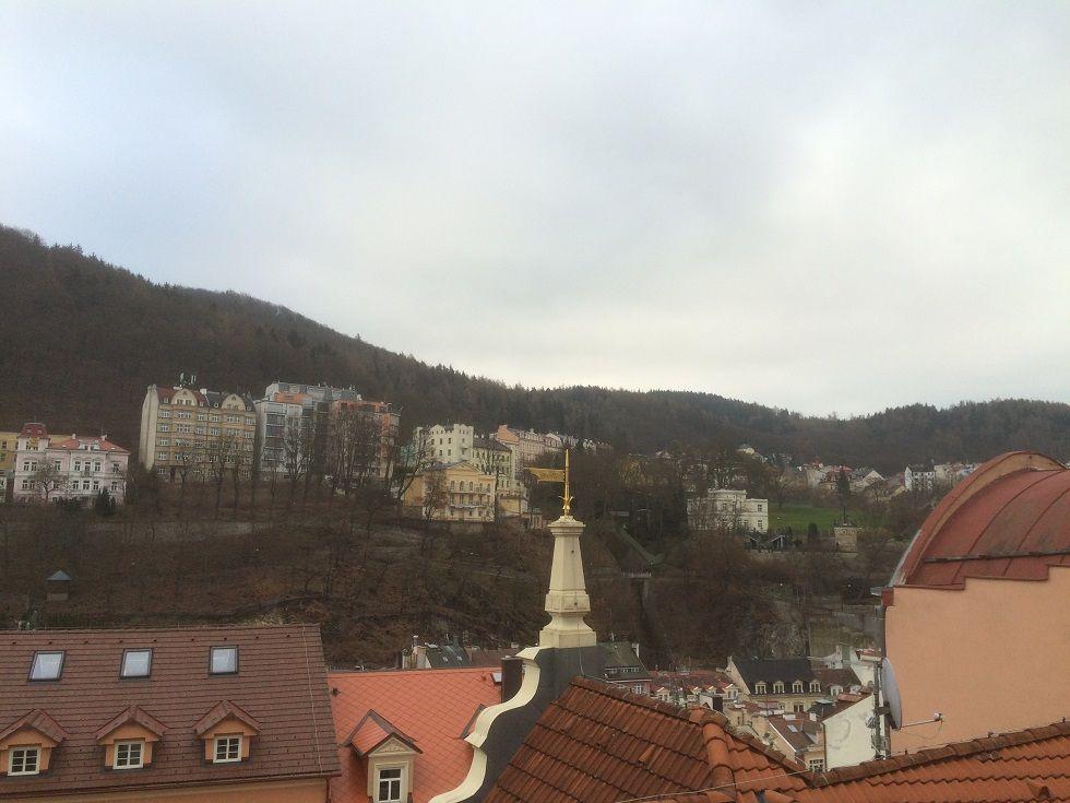 Квартира в Карловых-Варах, Чехия, 42 м2 - фото 1