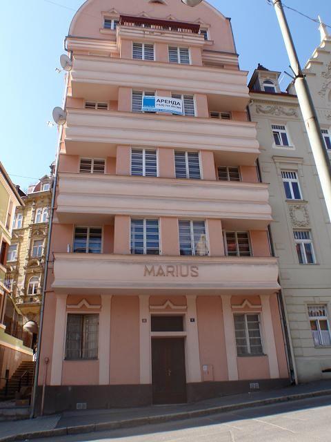 Квартира в Карловых-Варах, Чехия, 90 м2 - фото 1