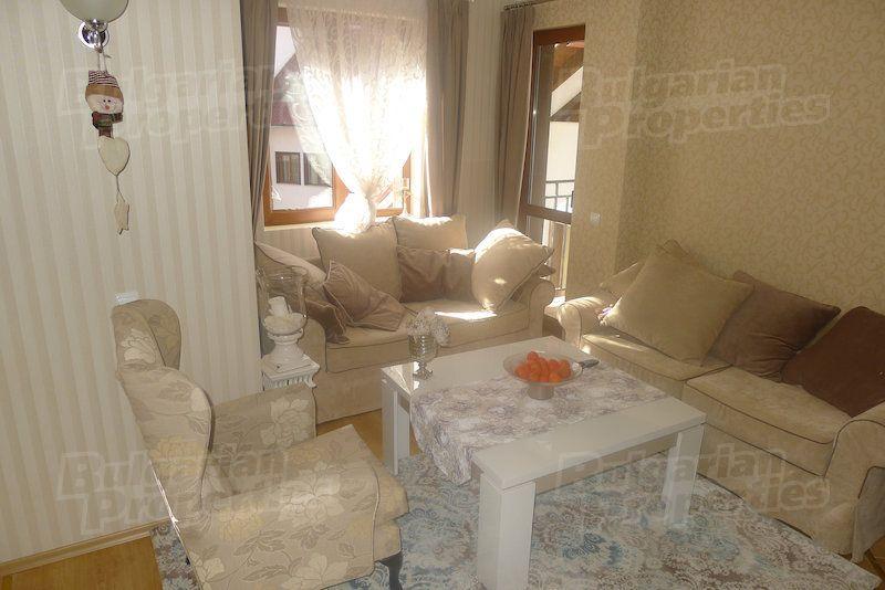 Апартаменты в Пампорово, Болгария, 94.14 м2 - фото 1