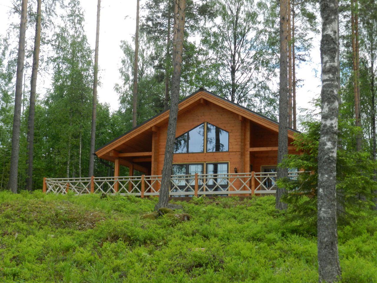 Коттедж в Савонлинне, Финляндия, 4600 м2 - фото 1