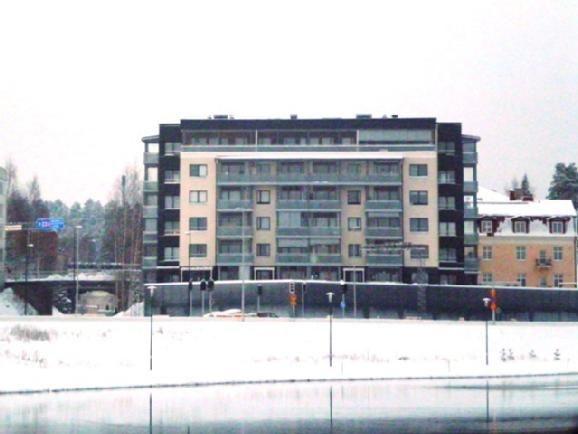 Квартира в Савонлинне, Финляндия, 55 м2 - фото 1