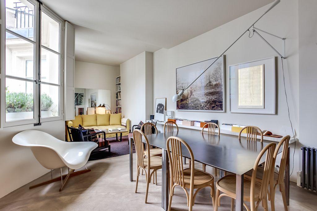 Квартира в Париже, Франция, 50 м2 - фото 1