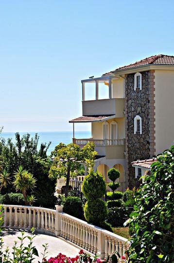 Вилла в Аланье, Турция, 144 м2 - фото 1