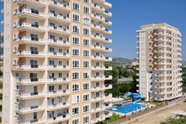 Квартира в Аланье, Турция, 104 м2 - фото 1