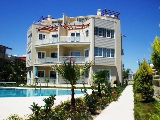 Квартира в Белеке, Турция, 115 м2 - фото 1