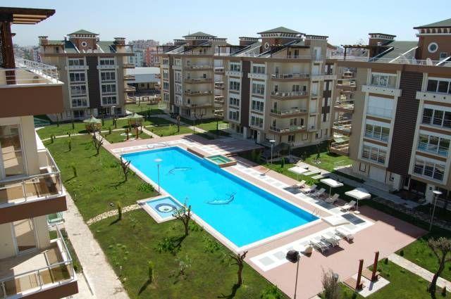 Квартира в Анталии, Турция, 135 м2 - фото 1