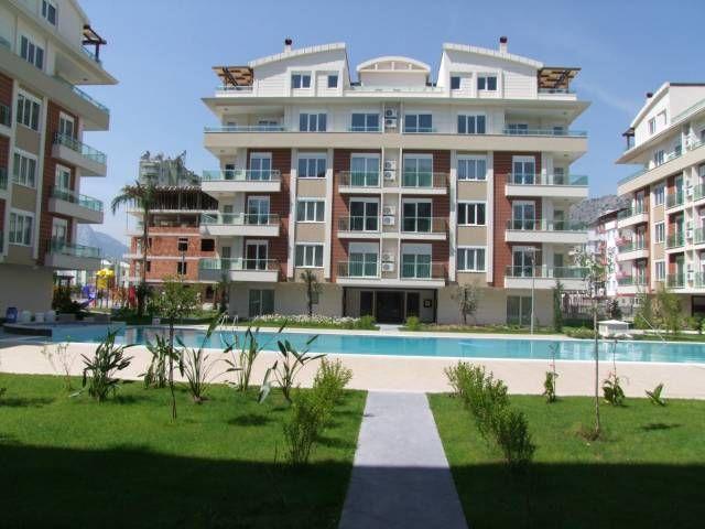 Квартира в Анталии, Турция, 170 м2 - фото 1