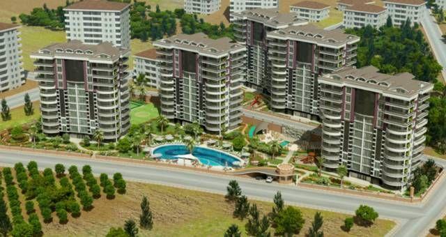 Квартира в Аланье, Турция, 200 м2 - фото 1