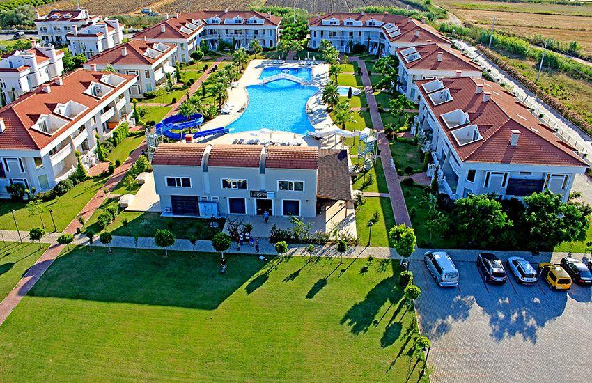 Вилла в Белеке, Турция, 120 м2 - фото 1