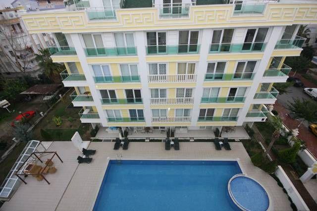 Квартира в Анталии, Турция, 92 м2 - фото 1