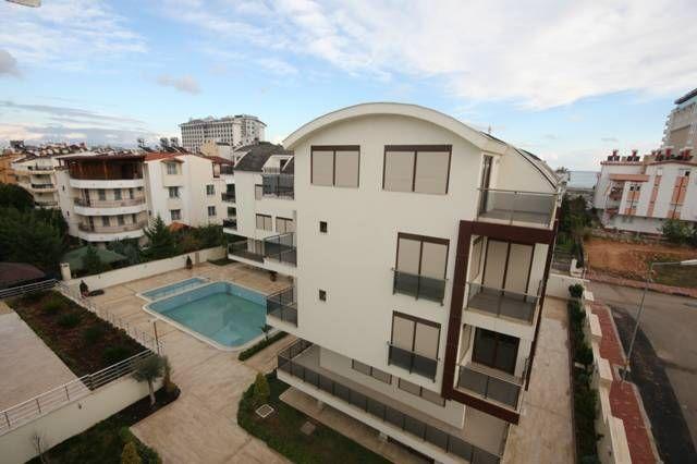Квартира в Коньяалты, Турция, 40 м2 - фото 1