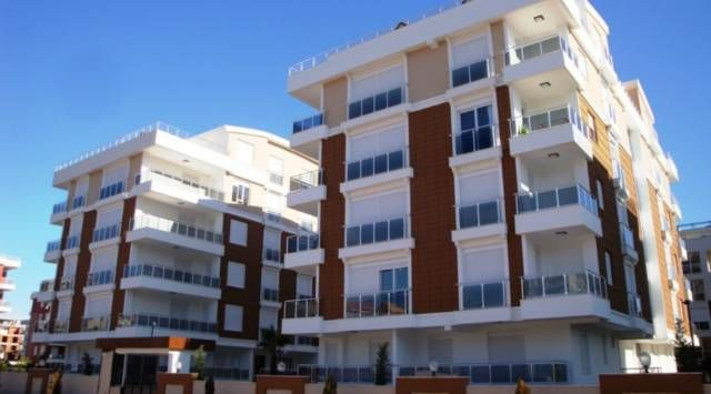 Квартира в Анталии, Турция, 130 м2 - фото 1