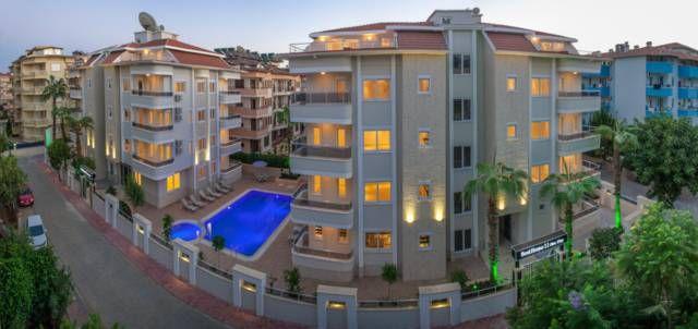 Квартира в Аланье, Турция, 46 м2 - фото 1