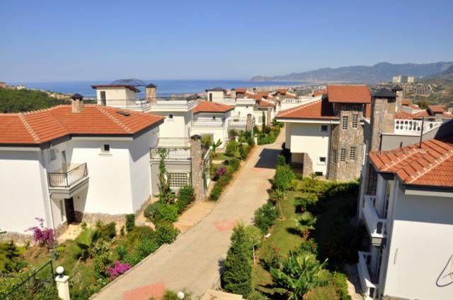 Вилла в Аланье, Турция, 154 м2 - фото 1