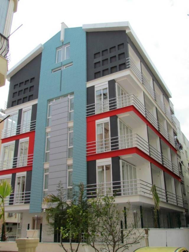 Квартира в Анталии, Турция, 47 м2 - фото 1