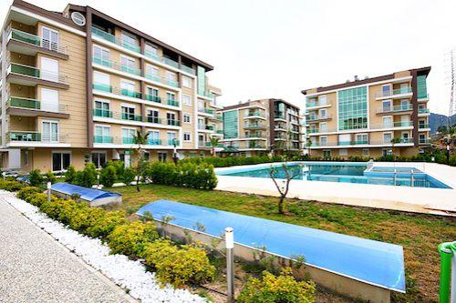 Апартаменты в Коньяалты, Турция, 58 м2 - фото 1