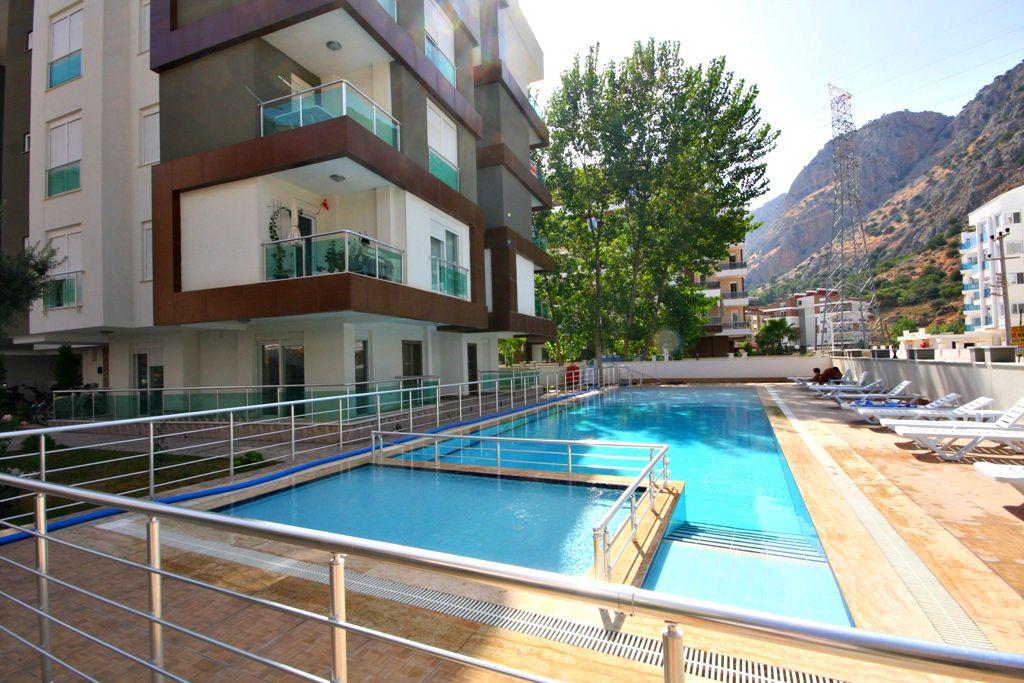 Квартира в Анталии, Турция, 57 м2 - фото 1