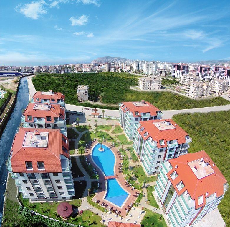 Квартира в Аланье, Турция, 96 м2 - фото 1