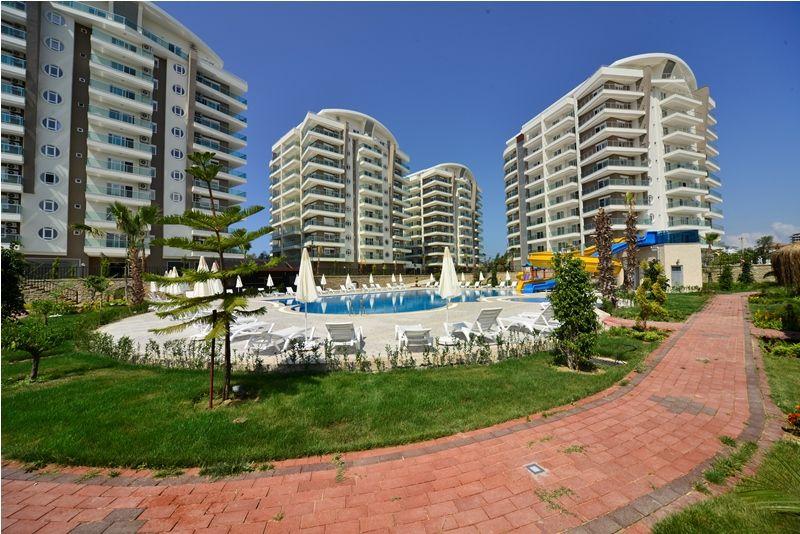 Квартира в Аланье, Турция, 58 м2 - фото 1