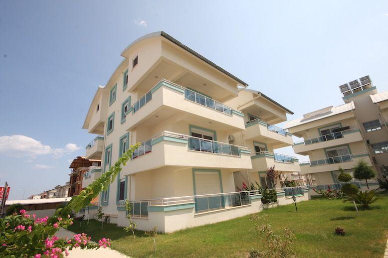 Квартира в Белеке, Турция, 105 м2 - фото 1