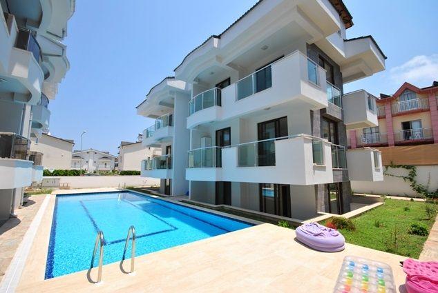 Квартира в Кемере, Турция, 110 м2 - фото 1