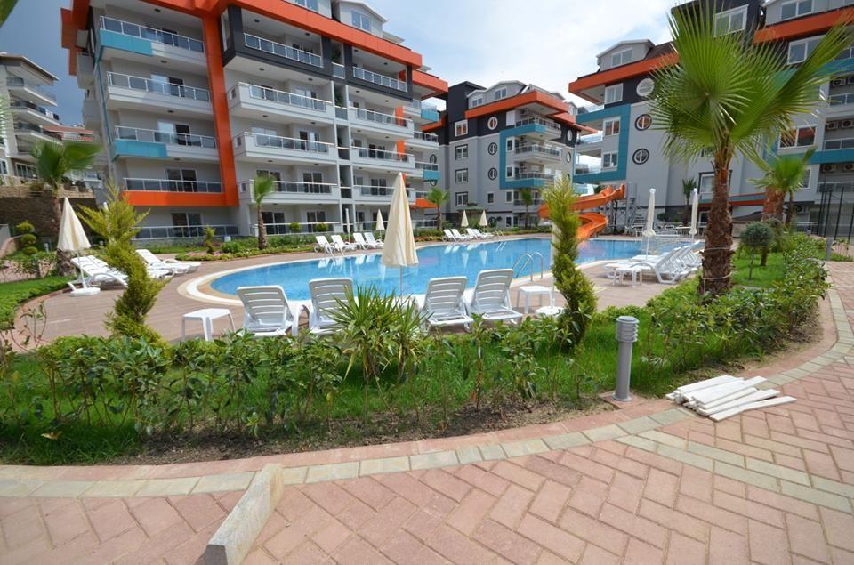 Квартира в Аланье, Турция, 61 м2 - фото 1