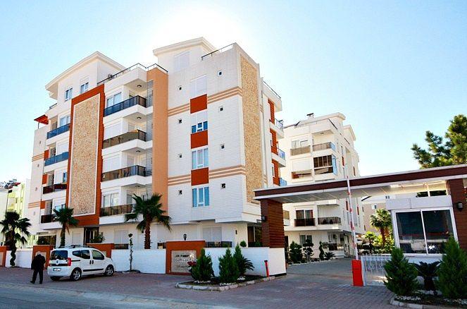 Квартира в Анталии, Турция, 125 м2 - фото 1