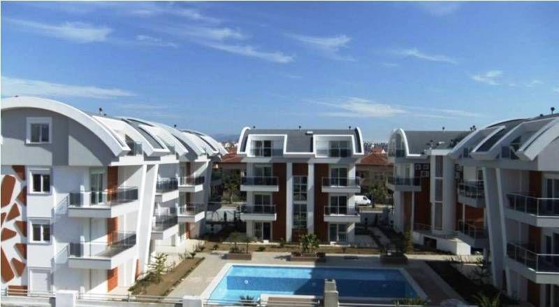 Квартира в Сиде, Турция, 90 м2 - фото 1