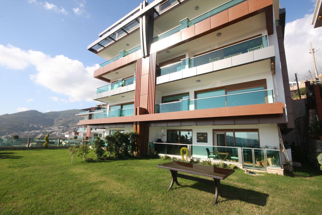 Квартира в Аланье, Турция, 300 м2 - фото 1