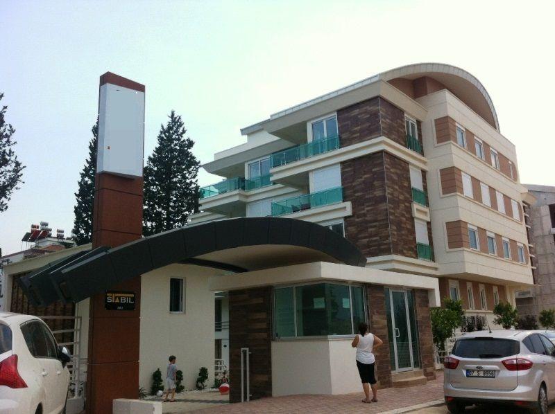 Квартира в Анталии, Турция, 210 м2 - фото 1