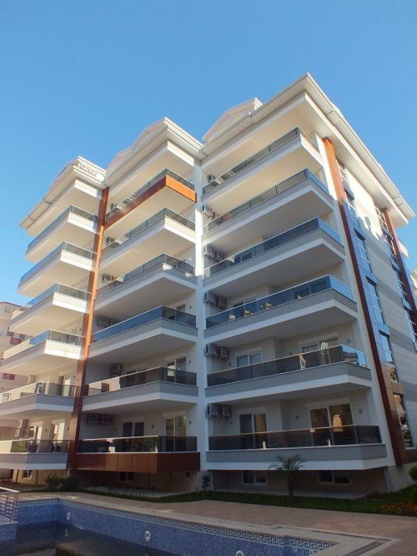 Квартира в Аланье, Турция, 59 м2 - фото 1