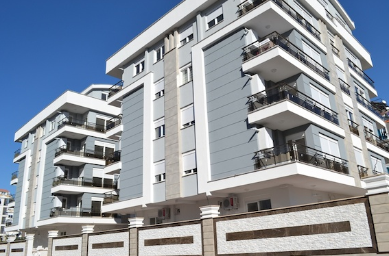 Квартира в Анталии, Турция, 84 м2 - фото 1