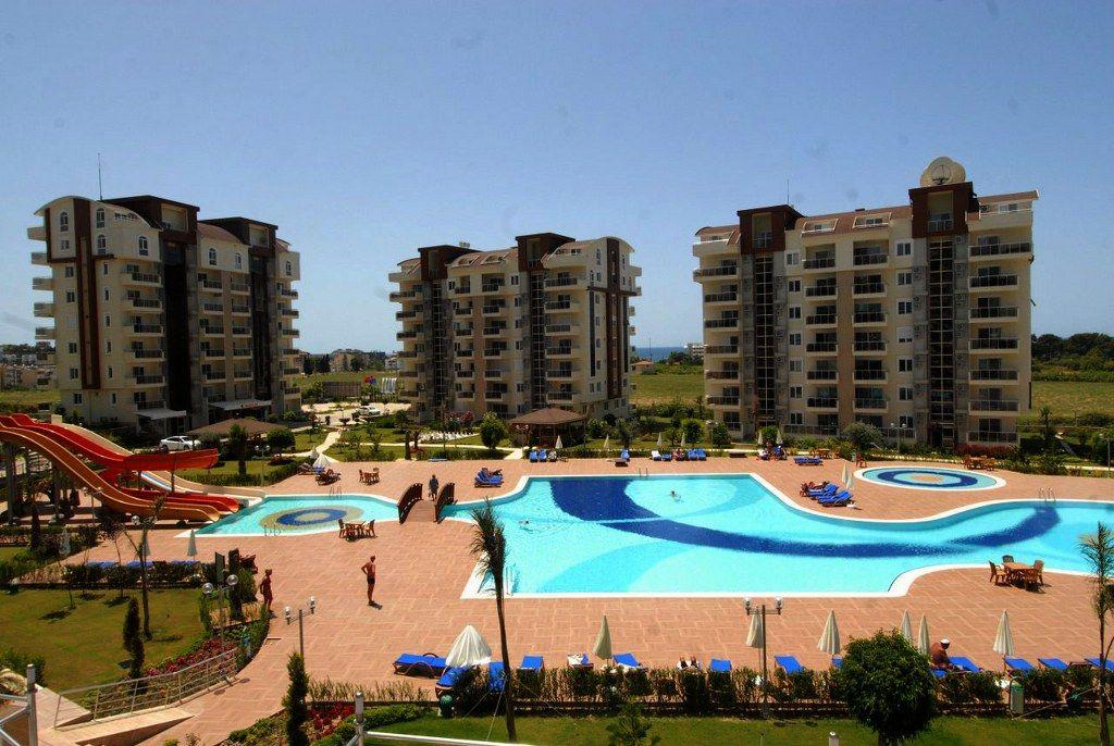 Квартира в Аланье, Турция, 88 м2 - фото 1