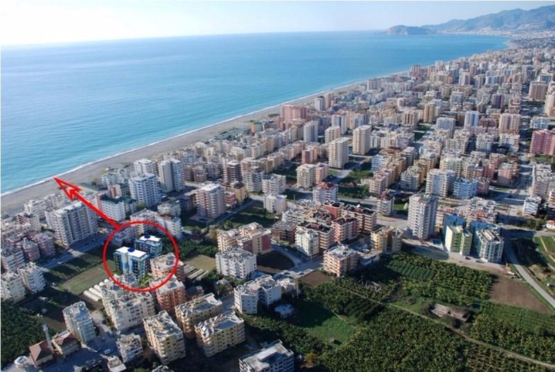 Квартира в Аланье, Турция, 60 м2 - фото 1