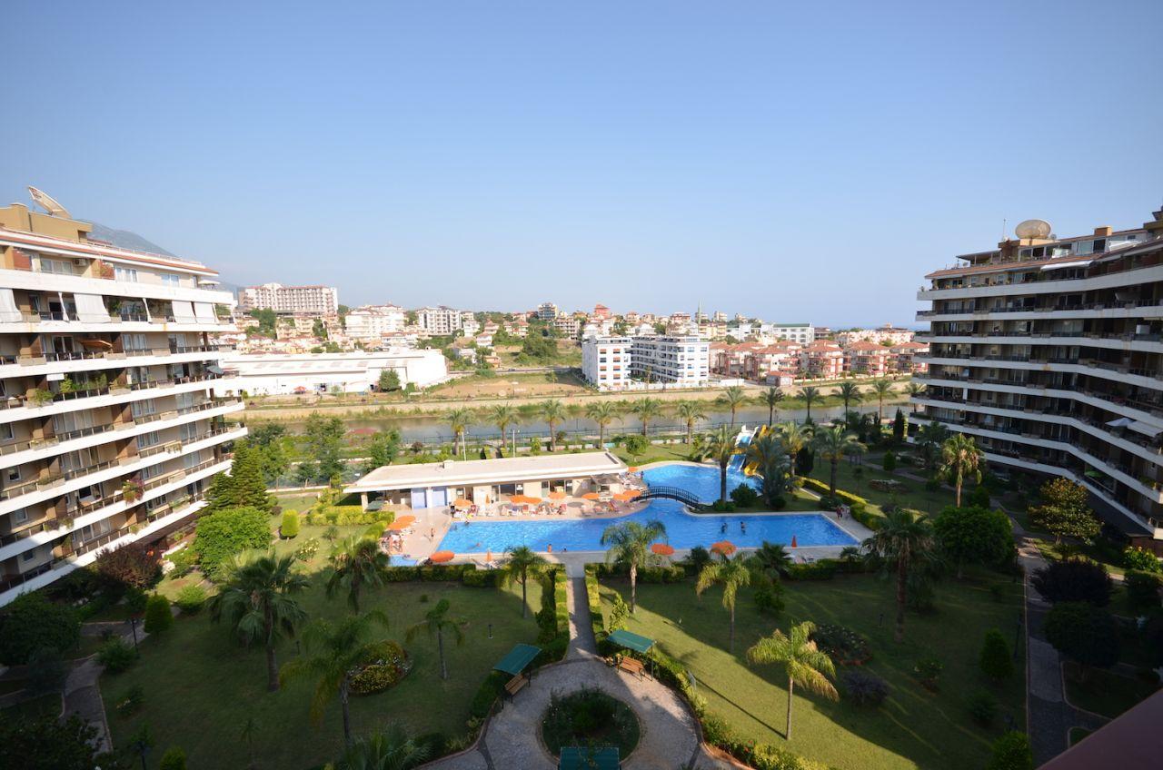 Квартира в Аланье, Турция, 118 м2 - фото 1