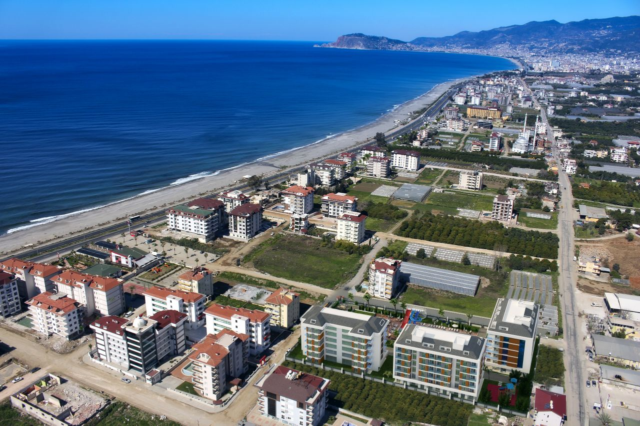 Квартира в Аланье, Турция, 56 м2 - фото 1