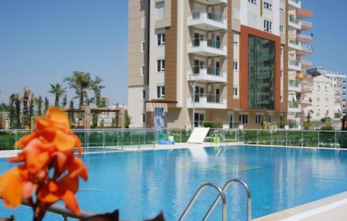 Квартира в Анталии, Турция, 185 м2 - фото 1