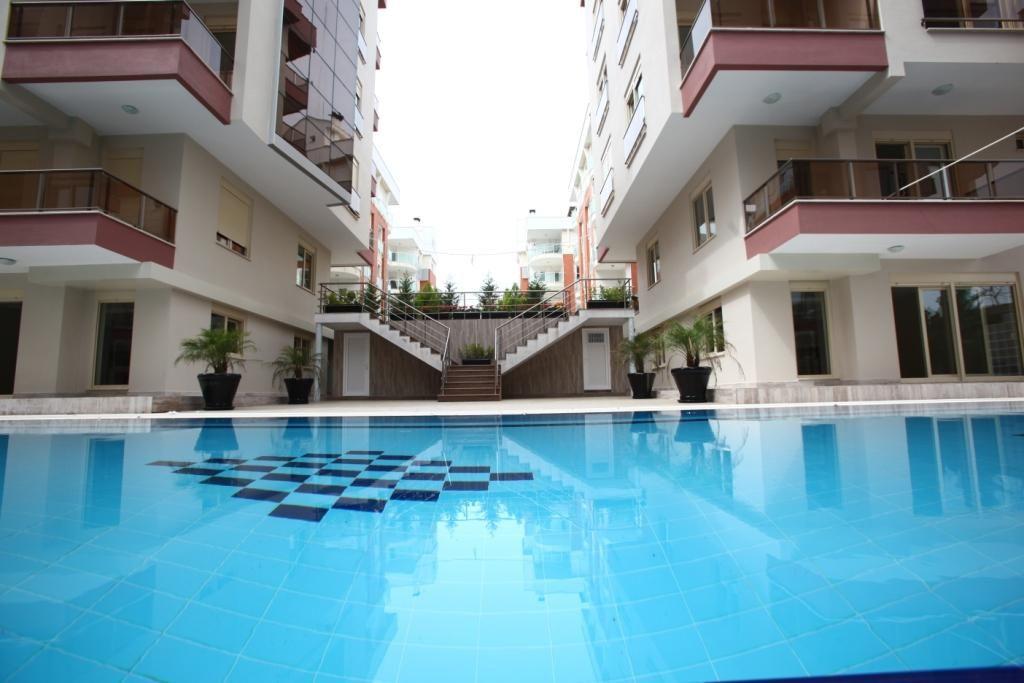 Квартира в Анталии, Турция, 66 м2 - фото 1