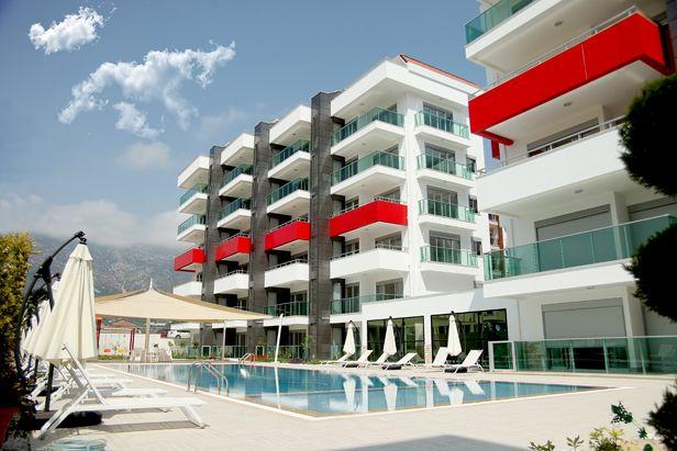 Квартира в Аланье, Турция, 73 м2 - фото 1
