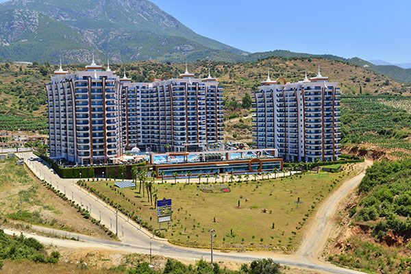 Квартира в Аланье, Турция, 76 м2 - фото 1
